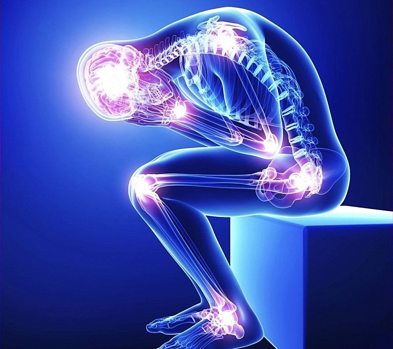 Vitamin D helps reduce fibromyalgia pain