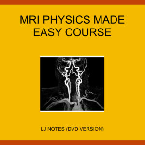 MRI Physics Made Easy Package