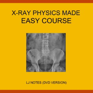 Diagnostic X-Ray Physics Made Easy Package