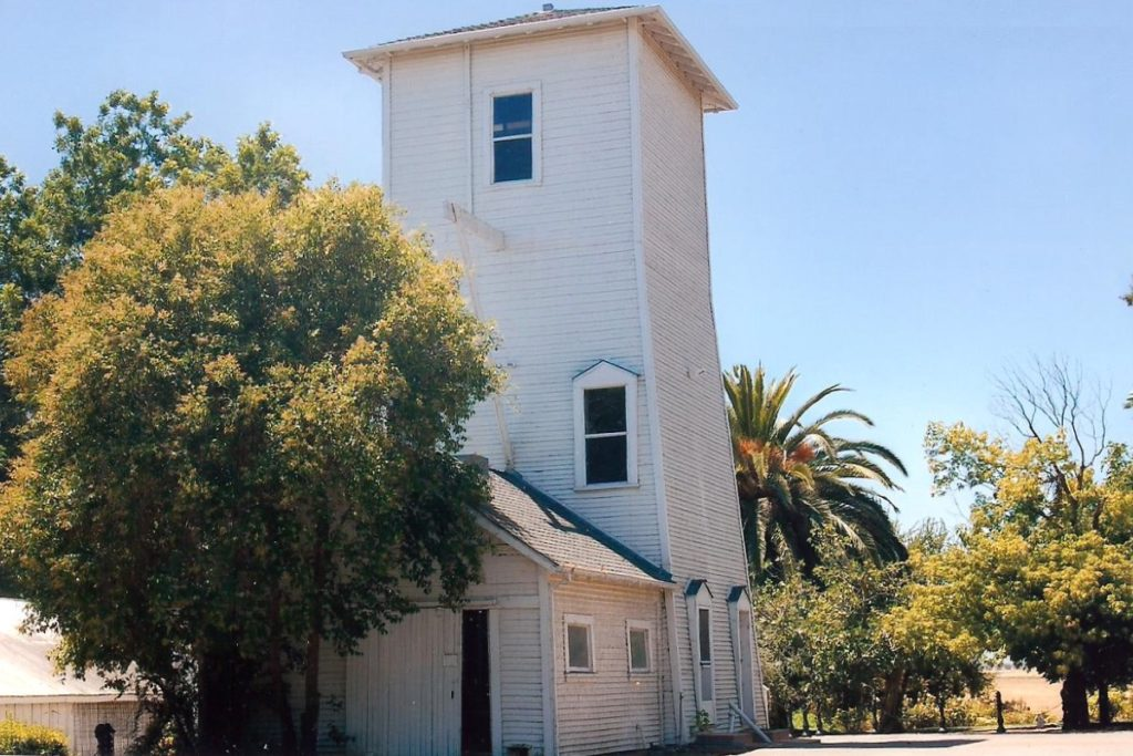 Historic Ranch painting restoration Davis CA Easton Painting