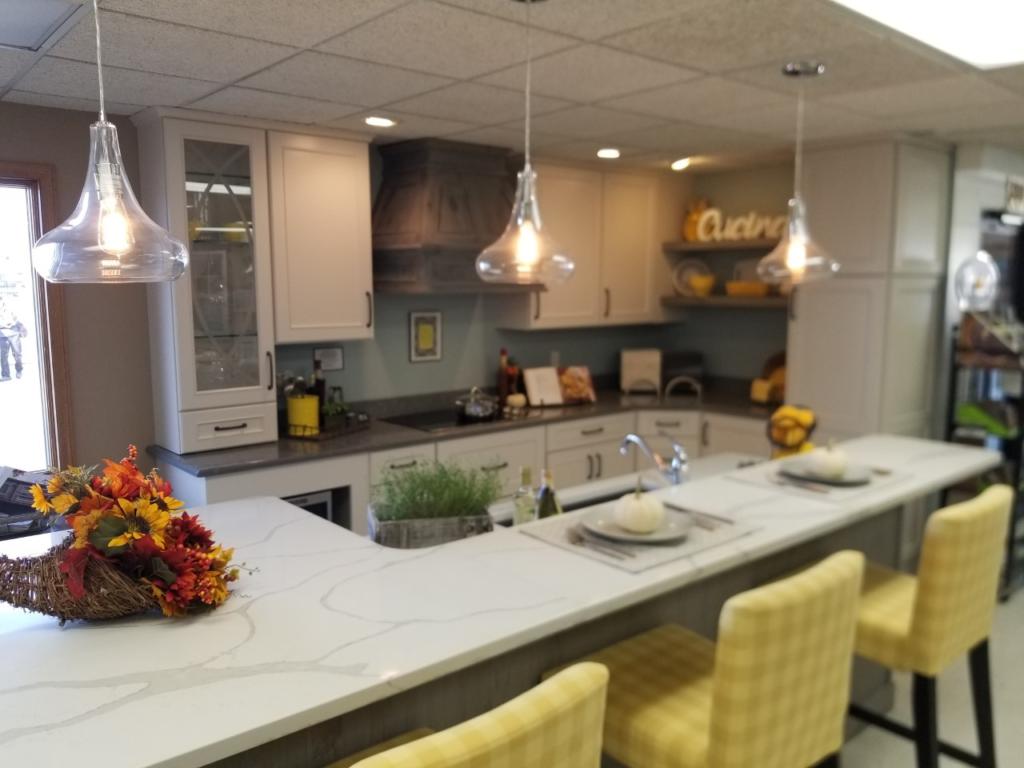 WBS kitchen display