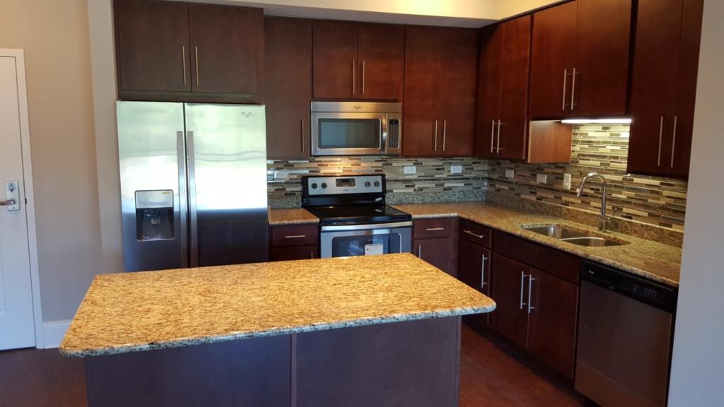 uxury rental kitchen