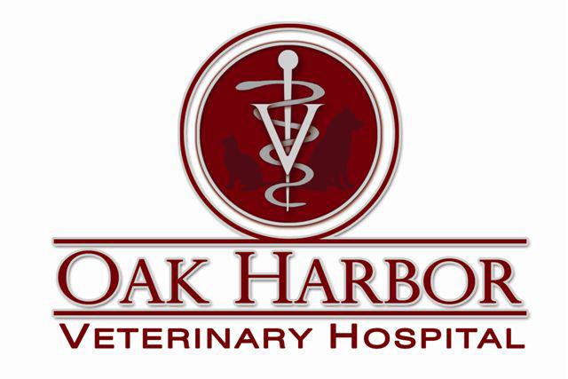 Oak Harbor Veterinary Hospital logo1