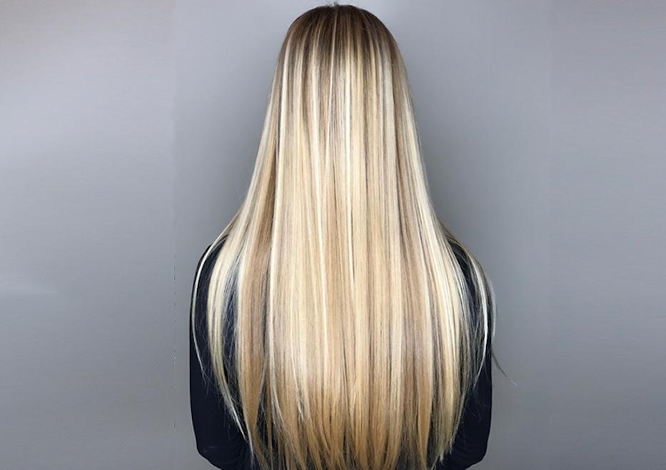 Hair smoothing at Hair Salon Body & Soul