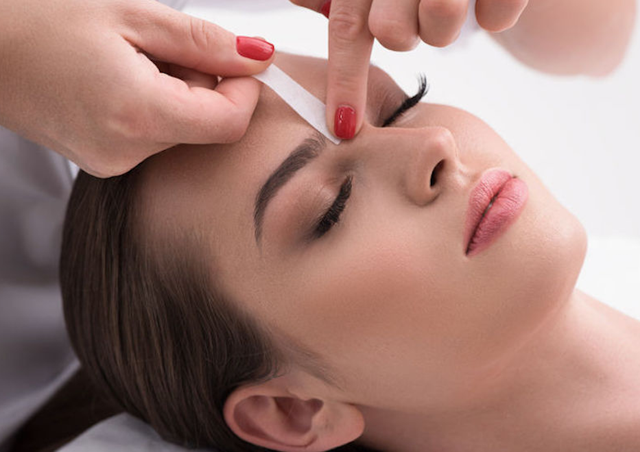 waxing at Hair Salon Body & Soul