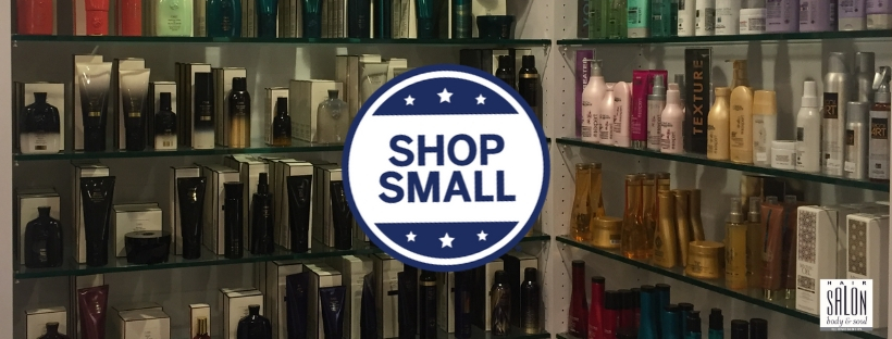Small Business Saturday | Hair Salon Body and Soul | New Providence, NJ