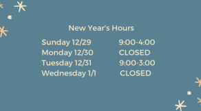 New Year's Hours | Hair Salon Body and Soul