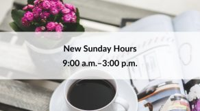 New Sunday hours | Hair Salon Body and Soul, New Providence, NJ