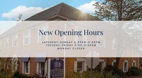 Fall Hours | Hair Salon Body and Soul