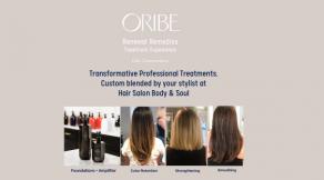 Oribe Renewal Remedies | Hair Salon Body and Soul