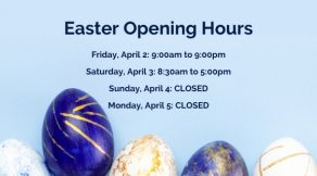 Easter 2021 Opening Hours | Hair Salon Body and Soul | New Providence, NJ