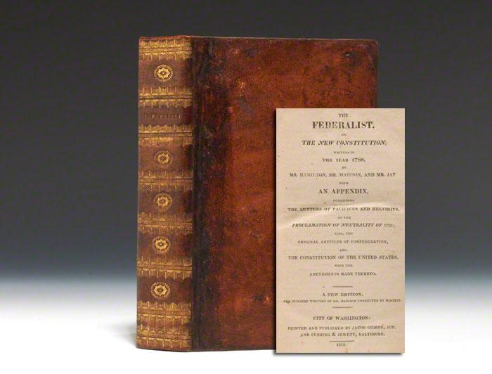 The Federalist 1788