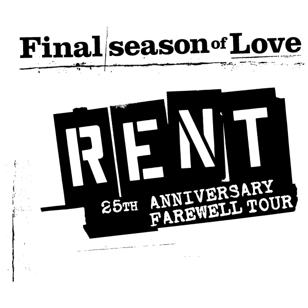 RENT Event Page and Ticketing Link