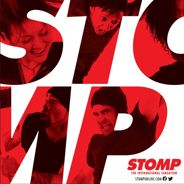 STOMP Event Page and Ticketing Link
