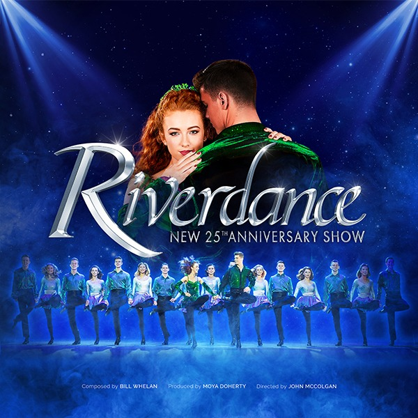 RIVERDANCE Event Page and Ticketing Link