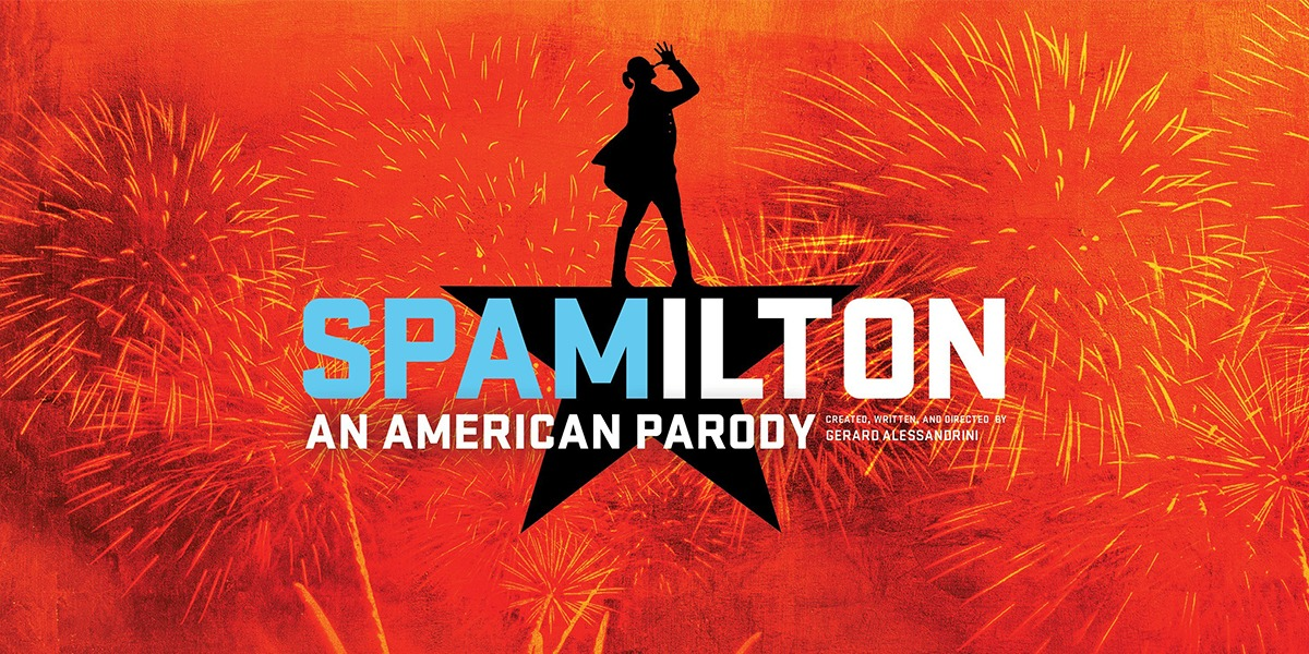 SPAMILTON Event Page and Ticketing Link