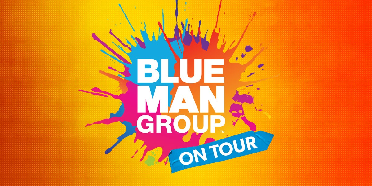 BLUE MAN GROUP Event Page + Ticketing Link