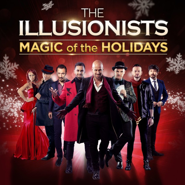 ILLUSIONISTS MOH Event Page and Ticketing Link
