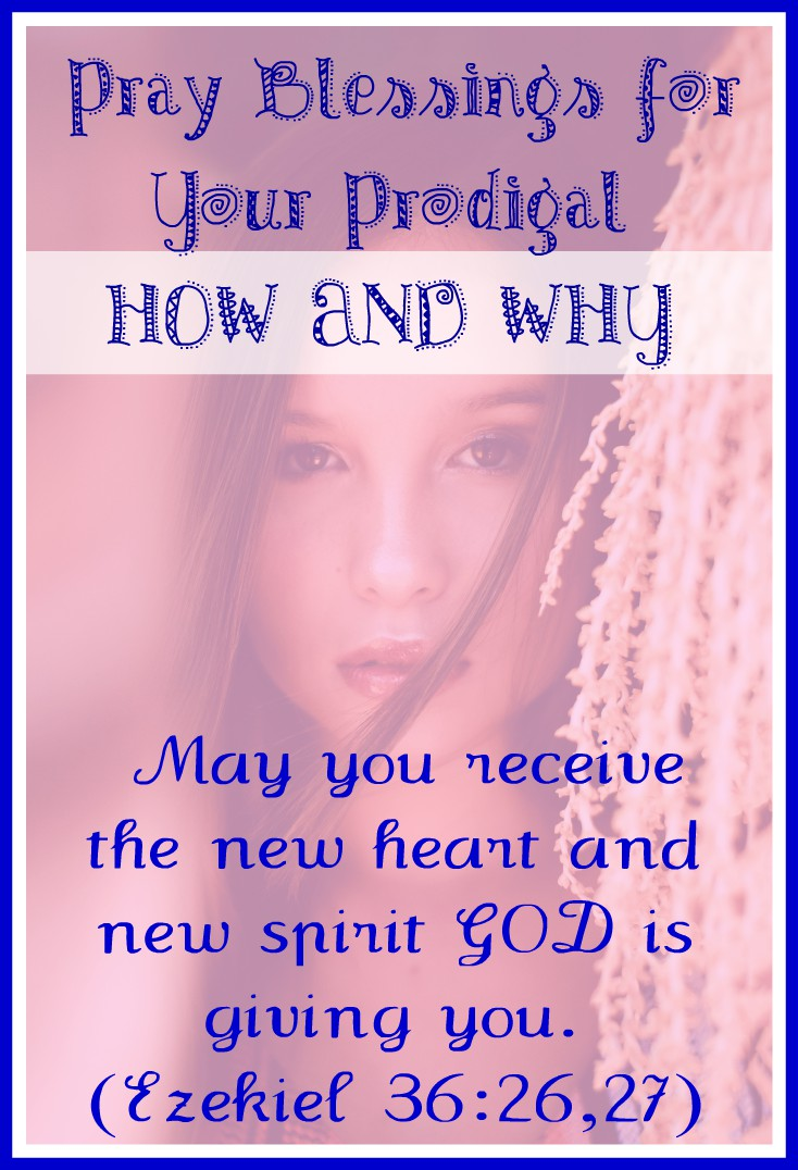 How and Why to Pray Blessings for Your Prodigal @ EmbraceThisSeason.com