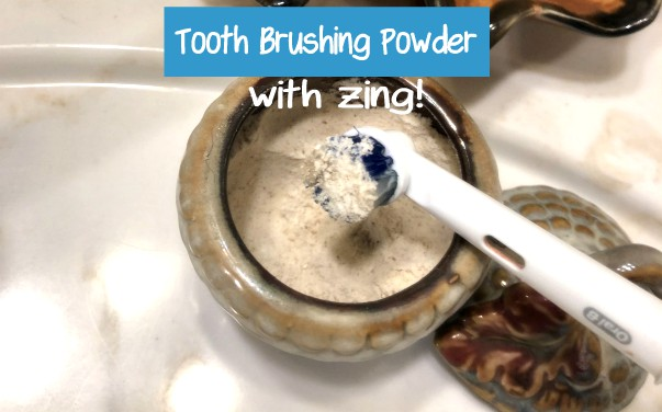 Tooth Brushing Powder