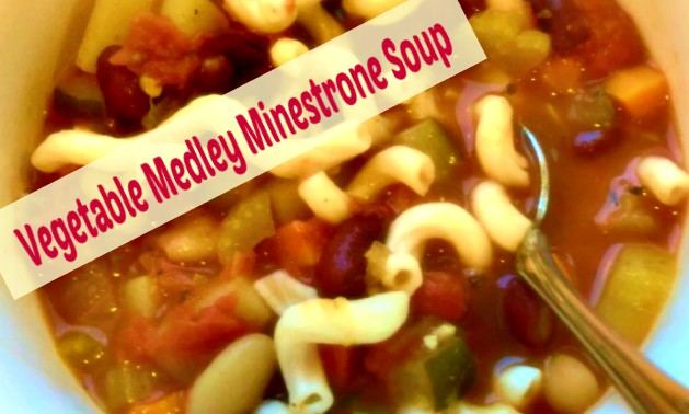 Vegetable Medley Minestrone Soup