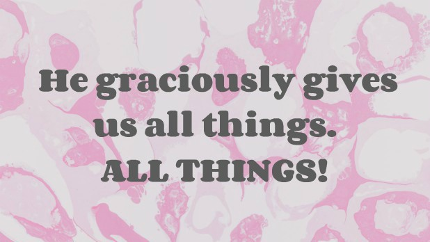 All Things. All!