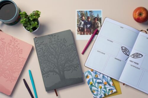 Spiritual Seeds Planner Giveaway