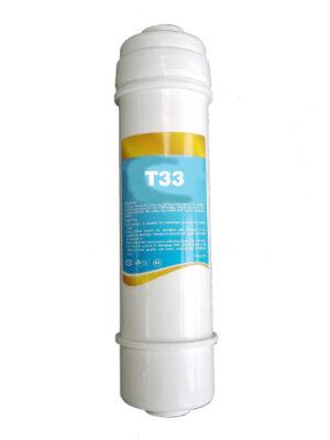 Filtro para Agua Post Carbon T33