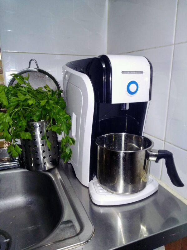 Purificador de Agua con conexión a la red