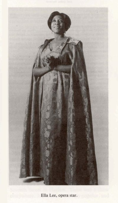 Ella Lee, Opera Star
