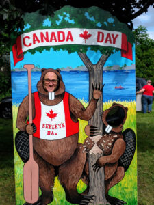 Canada Day Festivities in Seeley's Bay