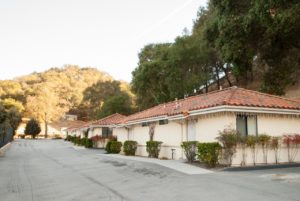 Atascadero Mission Cottages Outside