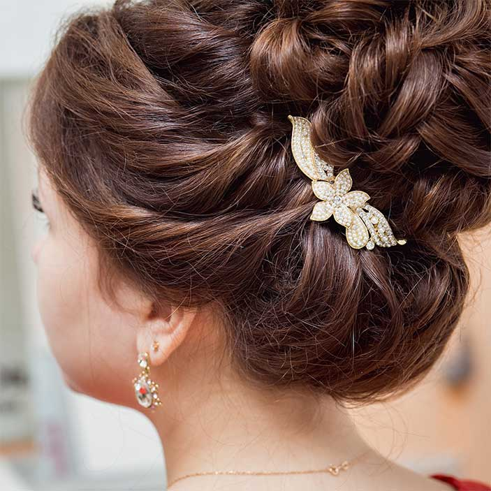 5 WEDDING AND BRIDAL HAIRSTYLE IDEAS THAT ARE TIMELESS