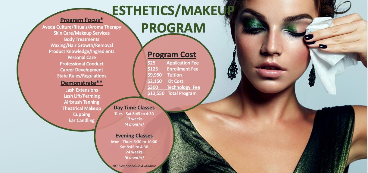 Esthetics and Makeup