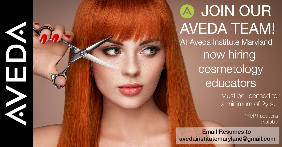 Careers at Aveda Institute Maryland