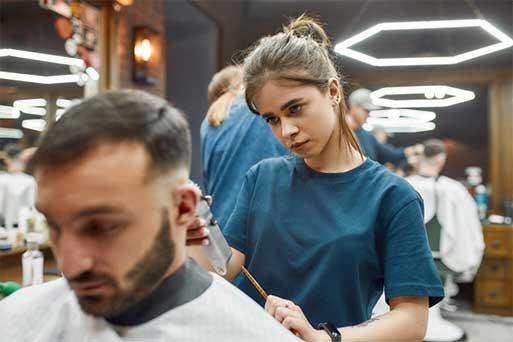 barber stylist