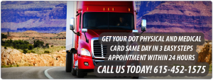 DOT Physicals New FMCSA Final Rule: Maintain compliance