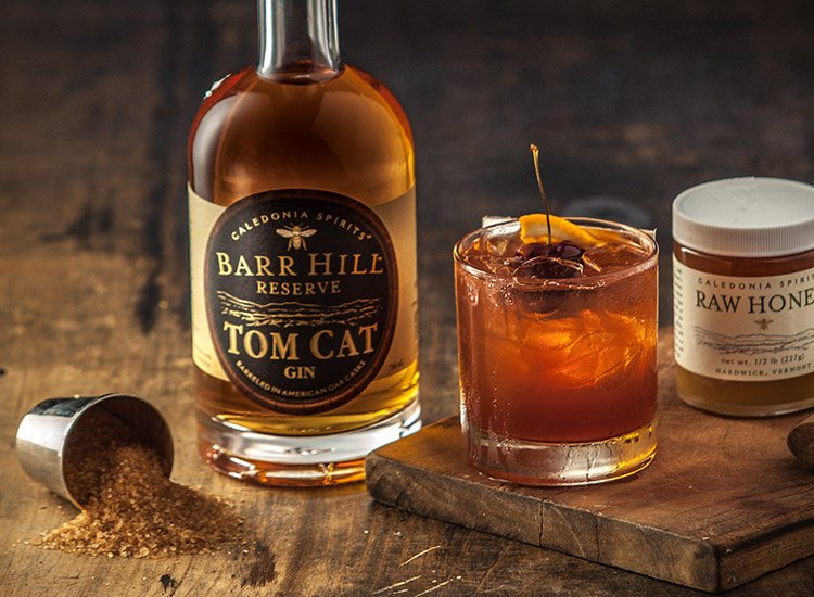 Tom Cat Old Fashioned Cocktail