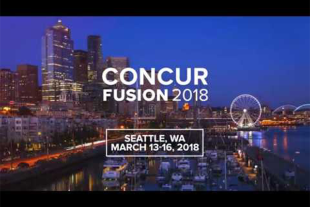 Launch of Next Generation All-in-One Simple Meeting Platform at Concur Fusion 2018