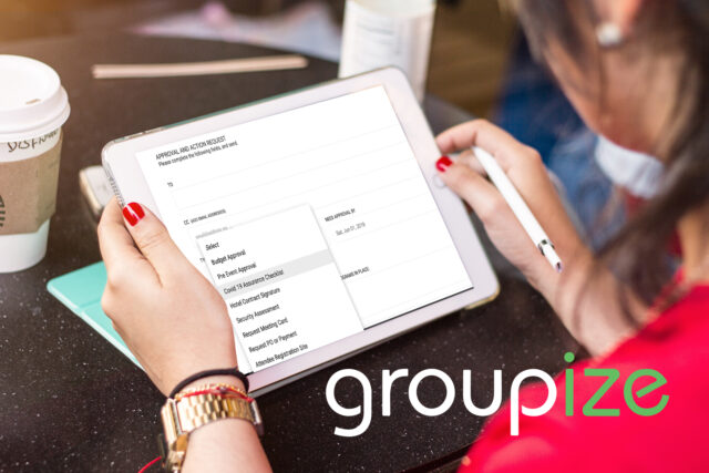 Groupize Launches New Risk-Focused Assessment Tool & Platform Enhancements – Focused on Risk Mitigation for Companies Looking to Reset Meetings Programs in the New World