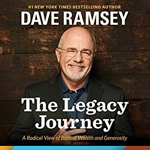 Dave Ramsey Legacy Journey