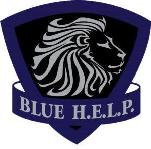Blue HELP