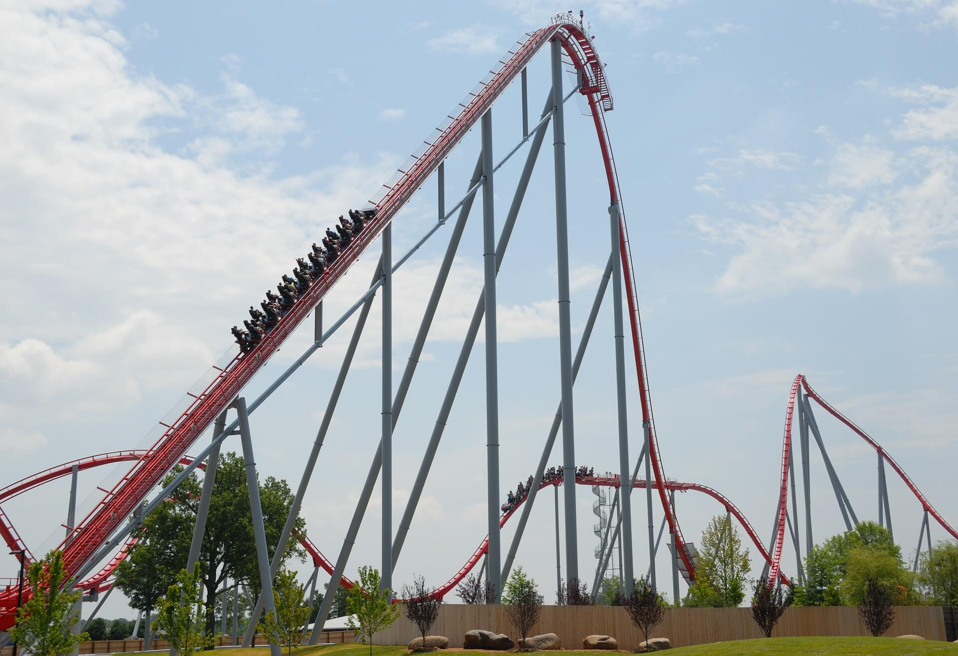 riding the stock market roller coaster