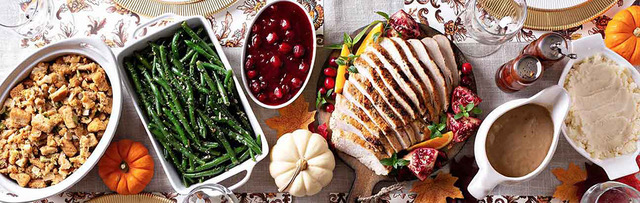 Is Your Thanksgiving Feast Good for Your Teeth?