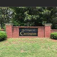 Woodruff Property management manages Carrington