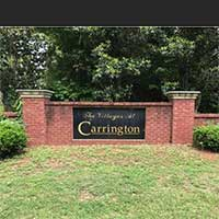Woodruff Property management manages Carrington