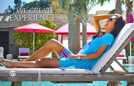 We create experiences
