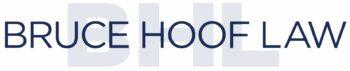 Bruce Hoof Law Logo