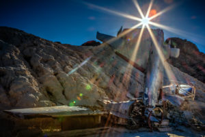 Photographers of Las Vegas - Corporate Photography - Nelson Ghost town crashed airplane