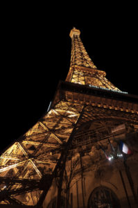 Photographers of Las Vegas - Architectural Photography - Eiffel Tower